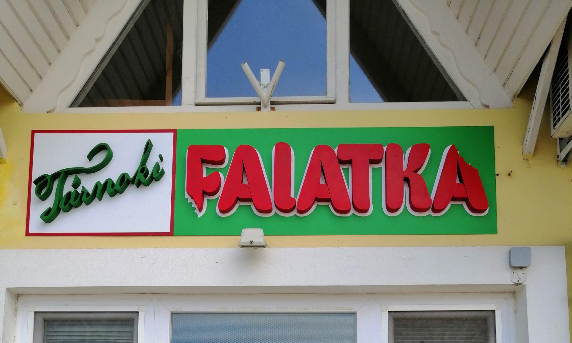 Tárnoki Falatka Étterem